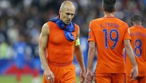 Arjen Robben, Netherlands 08312017