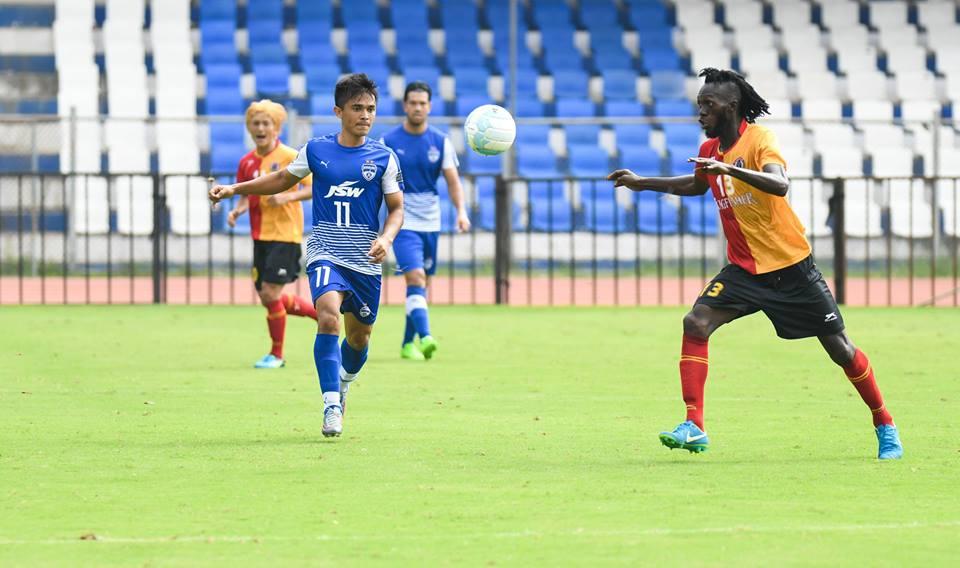 Bengaluru FC; Sunil Chhetri