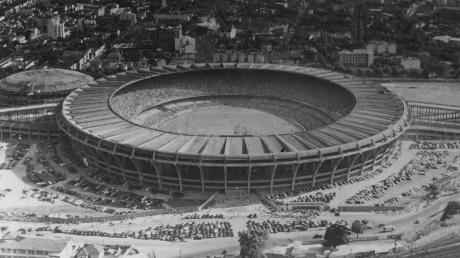 Estadio Maracana 1950