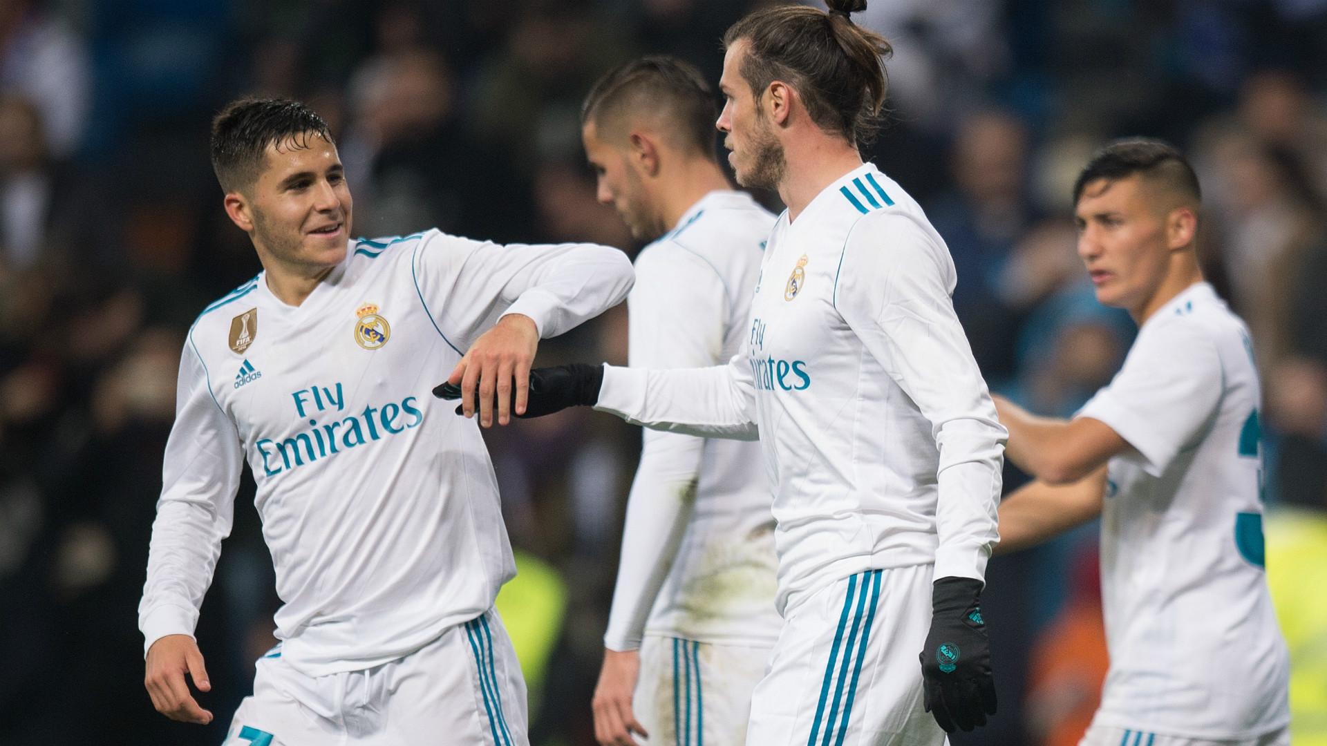 Gareth Bale Real Madrid Fuenlabrada Copa del Rey