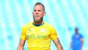Mamelodi Sundowns striker Jeremy Brockie unsure of his future