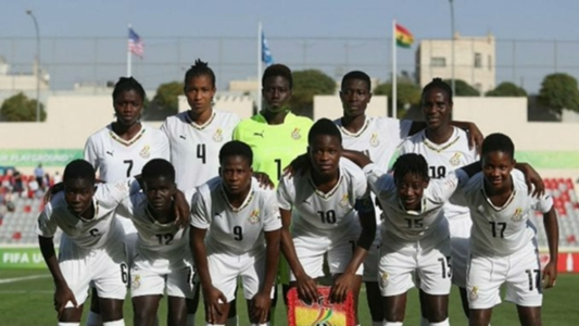 Ghana humiliate Djibouti to qualify for 2018 Women's U-17 World Cup