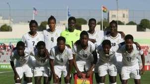 Ghana U17 women