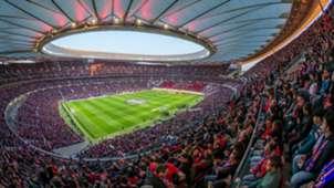 Wanda Metropolitano Atletico de Madrid Arsenal UEL 03052018