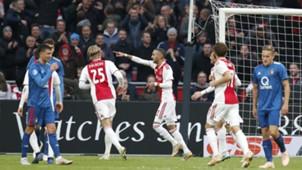 Ajax - Feyenoord, Eredivisie 10282018