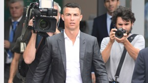 Cristiano Ronaldo Juventus medical
