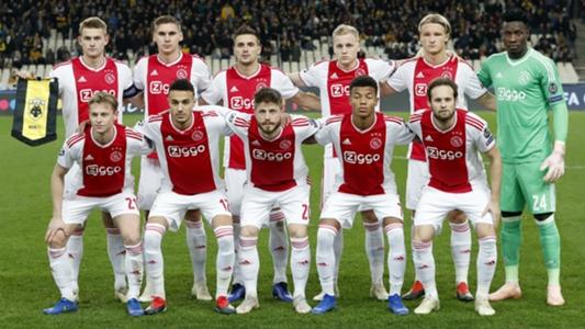 Ajax Schrijft Drietal Nieuwelingen In Voor Champions League Goal Com