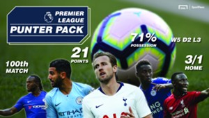 SportPesa Punter Pack November 2018