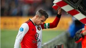 Robin van Persie, Feyenoord, 09302018