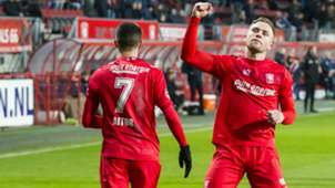 Xandro Schenk FC Twente - RKC Waalwijk KNVB Beker 12182018
