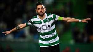 Bruno Fernandes Sporting