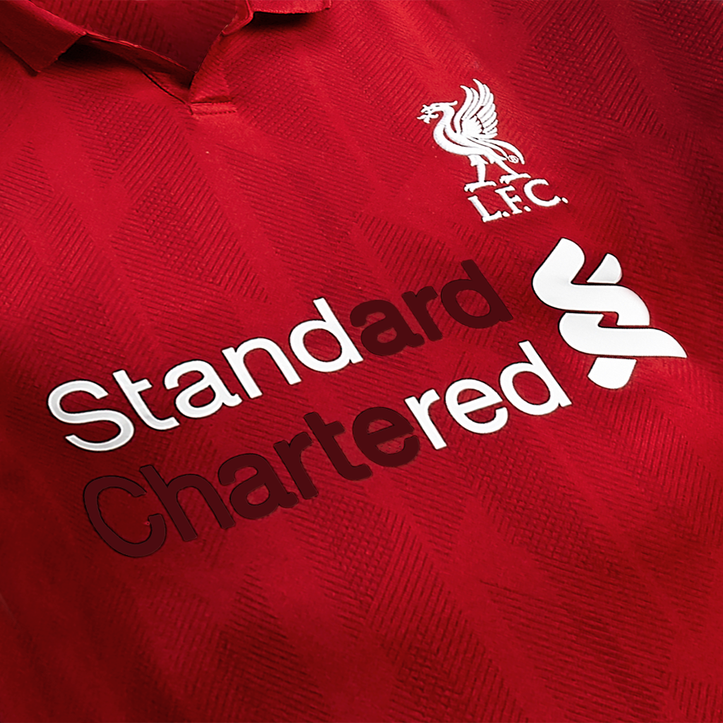 Live Red Breathe Red And Stand Red With The Famed Liverpool Fc