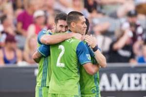 Clint Dempsey, Seattle Sounders, MLS