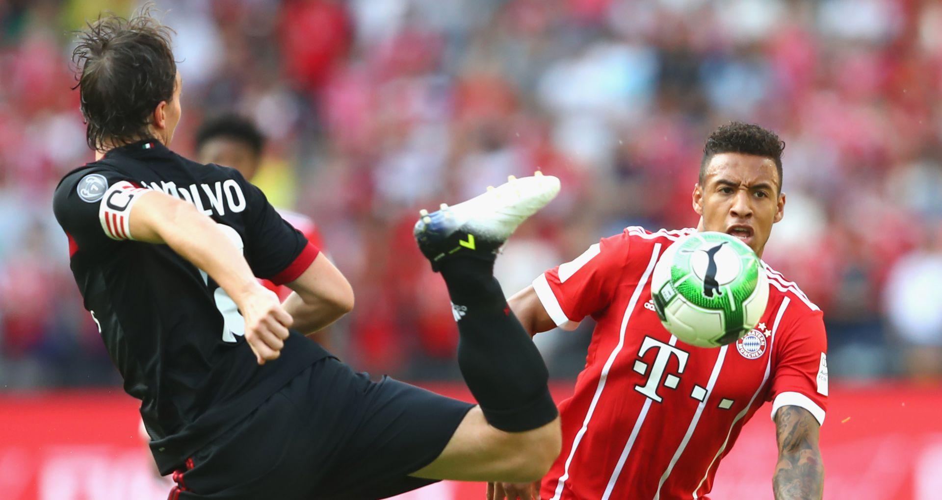 Riccardo Montolivo Corentin Tolisso Milan Bayern ICC