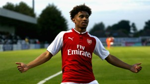 Reiss Nelson Arsenal
