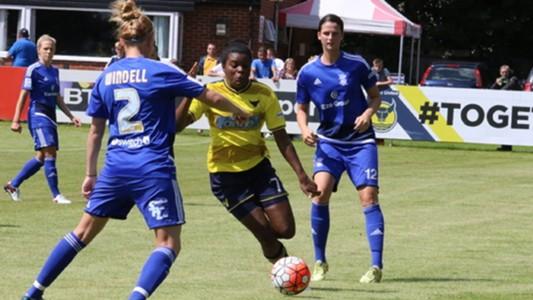 Iniabasi Umotong - Oxford United