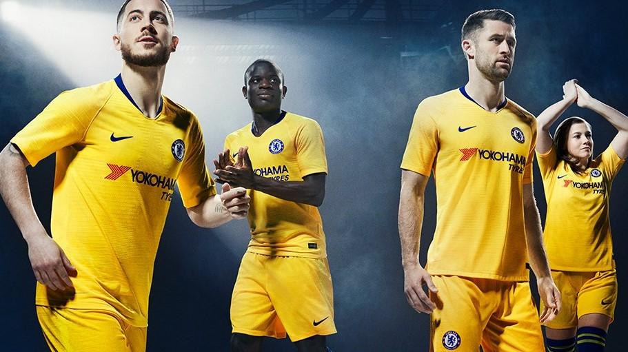 Chelsea Away Kit 2018/19