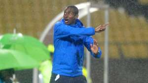 Rhulani Mokwena assistant coach of Mamelodi Sundowns
