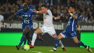 Florian Thauvin Strasbourg Marseille Ligue 1 15102017