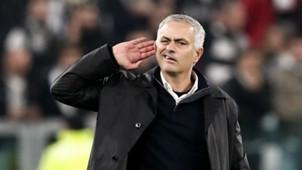 José Mourinho Juventus Manchester United UCL