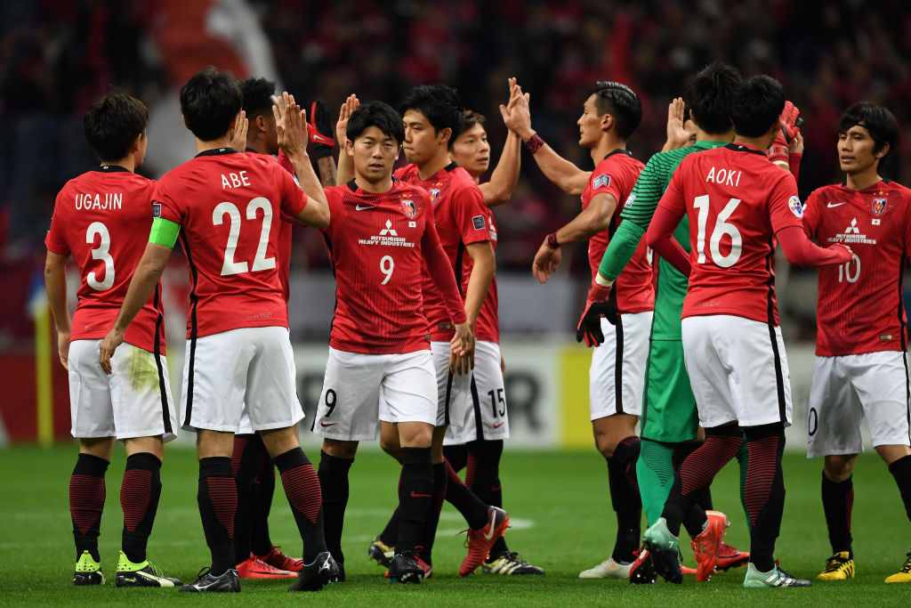 Urawa Red Diamonds v Al Hilal; AFC Champions League 2017 final