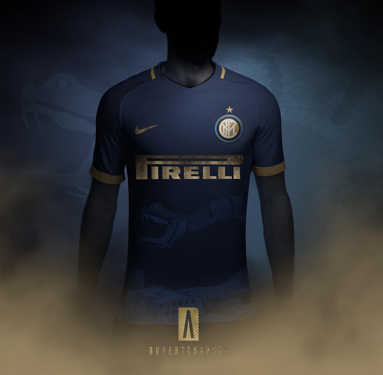 Dortmund, Milan & Co: Designer-Trikots 2018/19   Goal.com