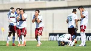 México Selección mexicana Esperanzas de Toulon