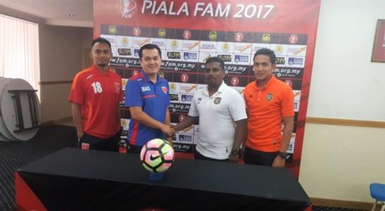 Juzaili Samion, Badrul Afzan Razali, Sime Darby, Sulaiman Hussin, Hafizuddin Sulaiman, UKM FC, FAM Cup, 14102017