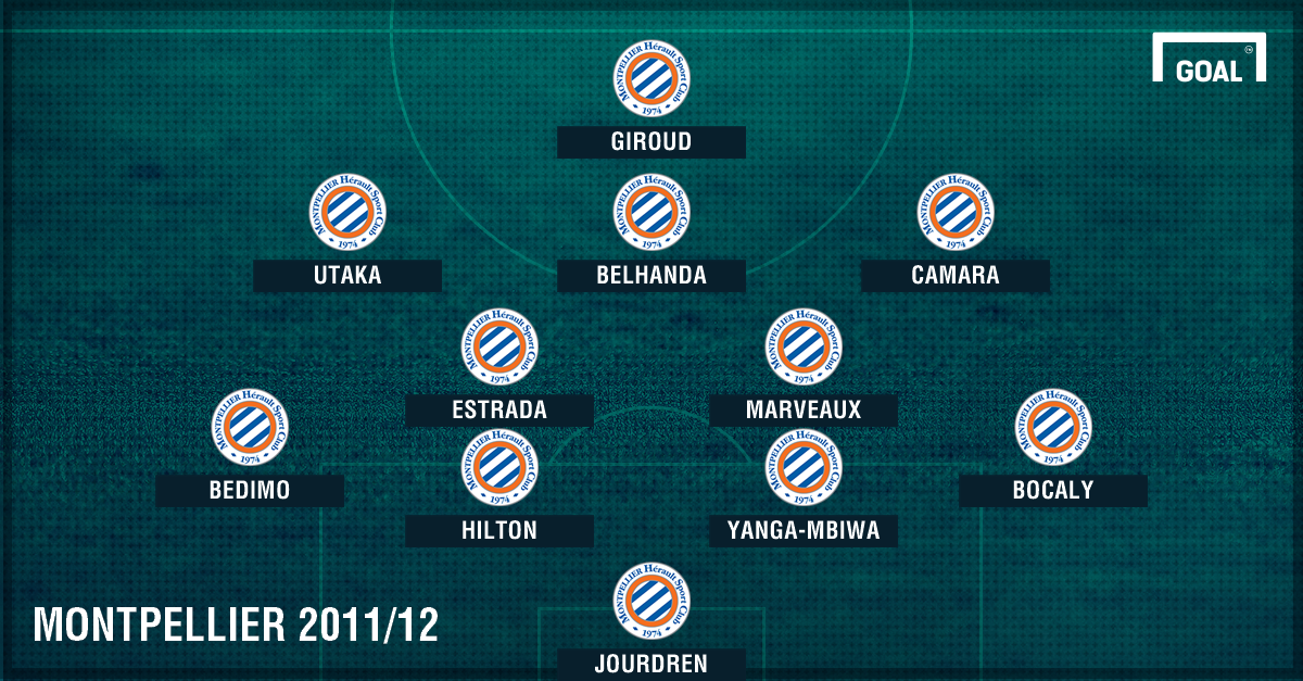 Montpellier 2011-12