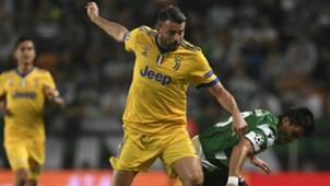 Andrea Barzagli Sporting Lisbona Juventus Champions League