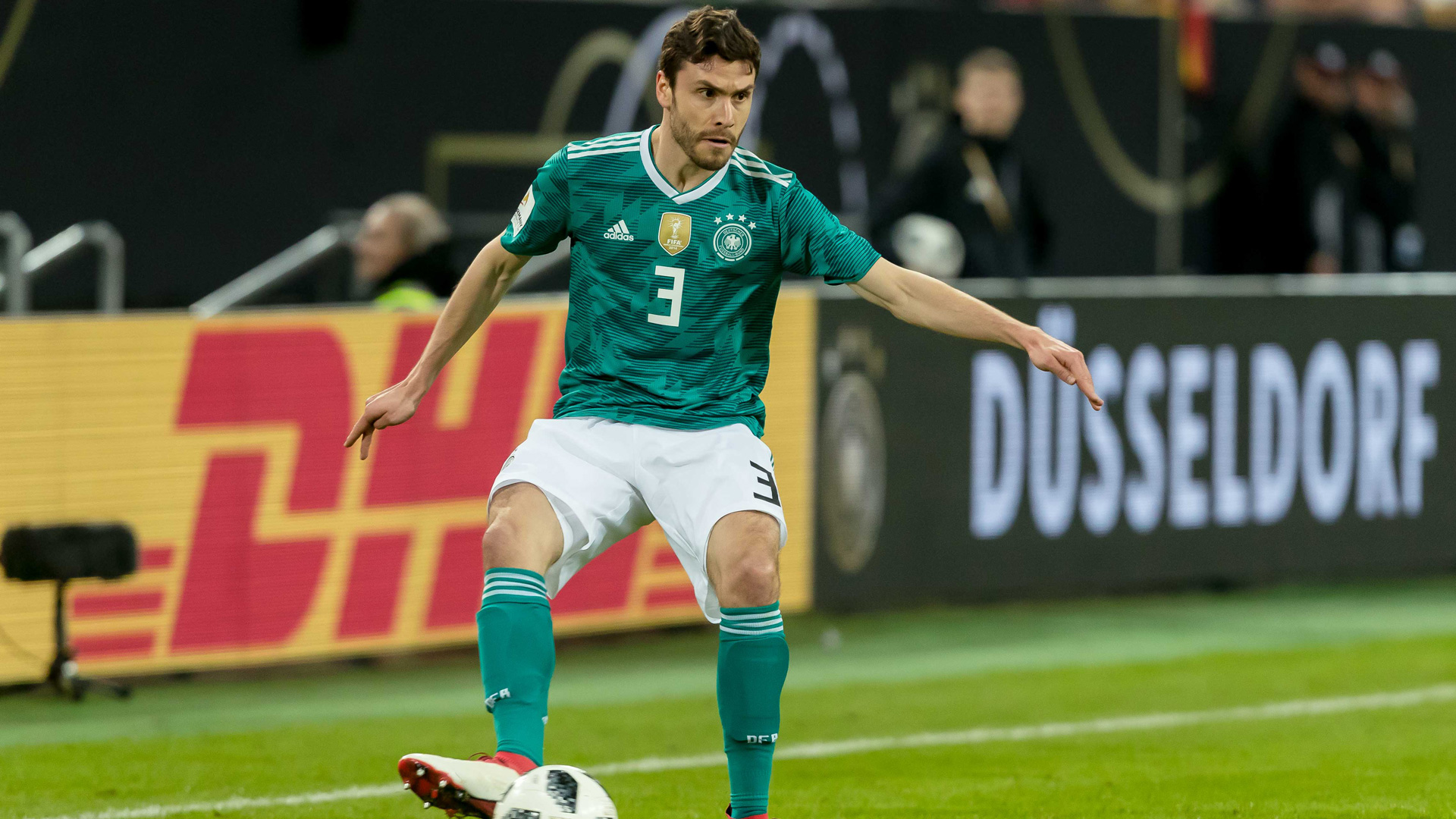 Germania parte male, Messico vince 1-0