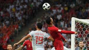 Cristiano Ronaldo Diego Costa Portugal Spain World Cup 2018