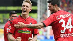 NILS PETERSEN FREIBURG GERMAN BUNDESLIGA 28042018
