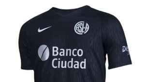 Tercera Camiseta San Lorenzo 201819