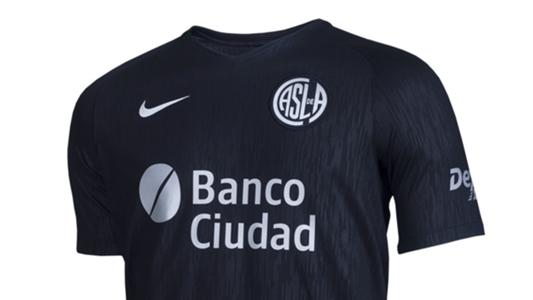 La nueva camiseta alternativa de San Lorenzo  0824c3cf00399