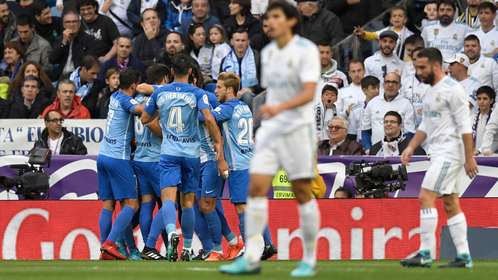 Malaga Real Madrid LaLiga