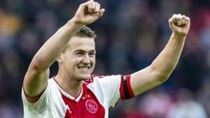Matthijs de Ligt Ajax 12022018