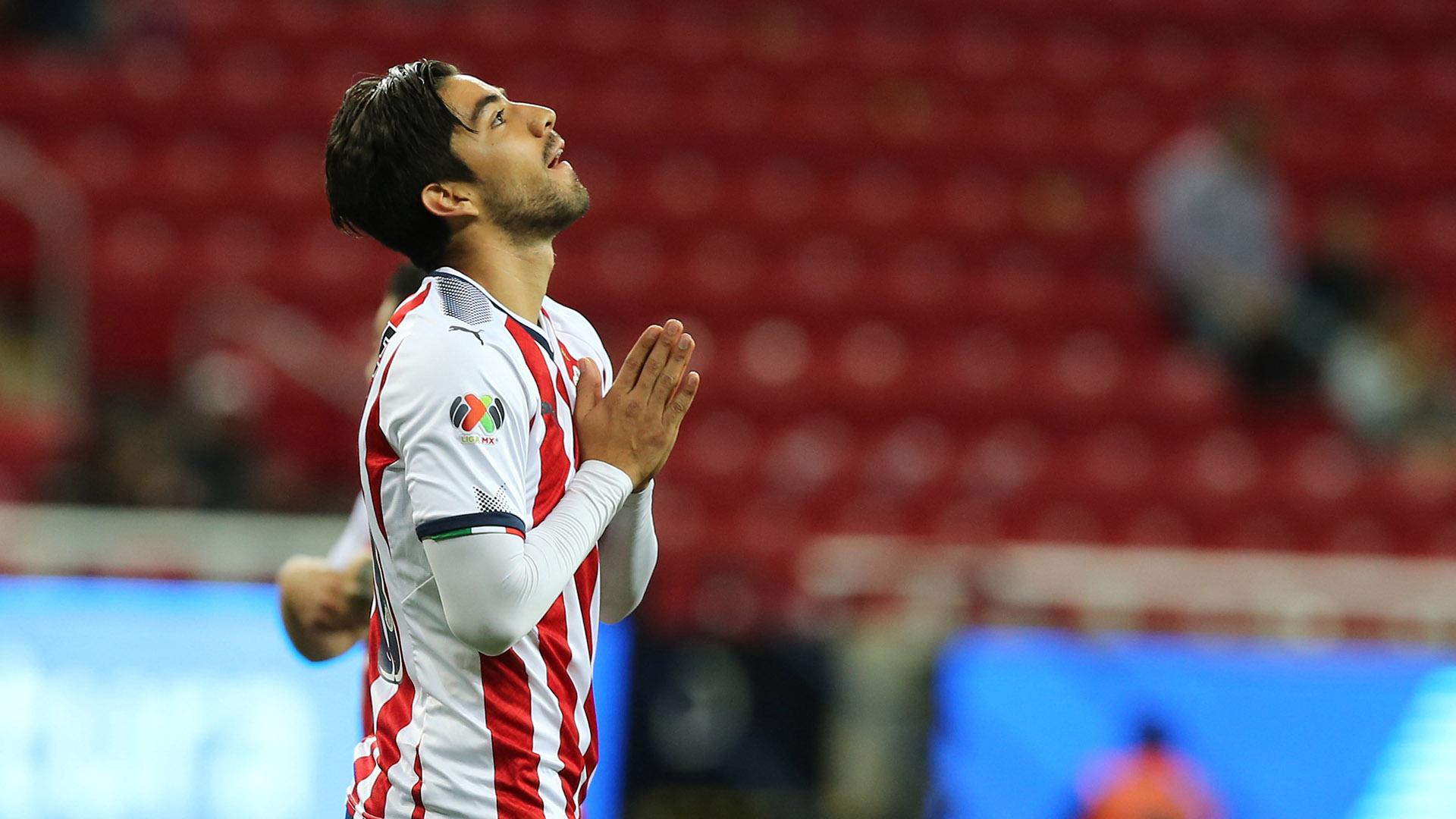 Rodolfo Pizarro Liga MX 2018