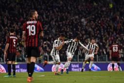 Juventus v AC Milan : 2018