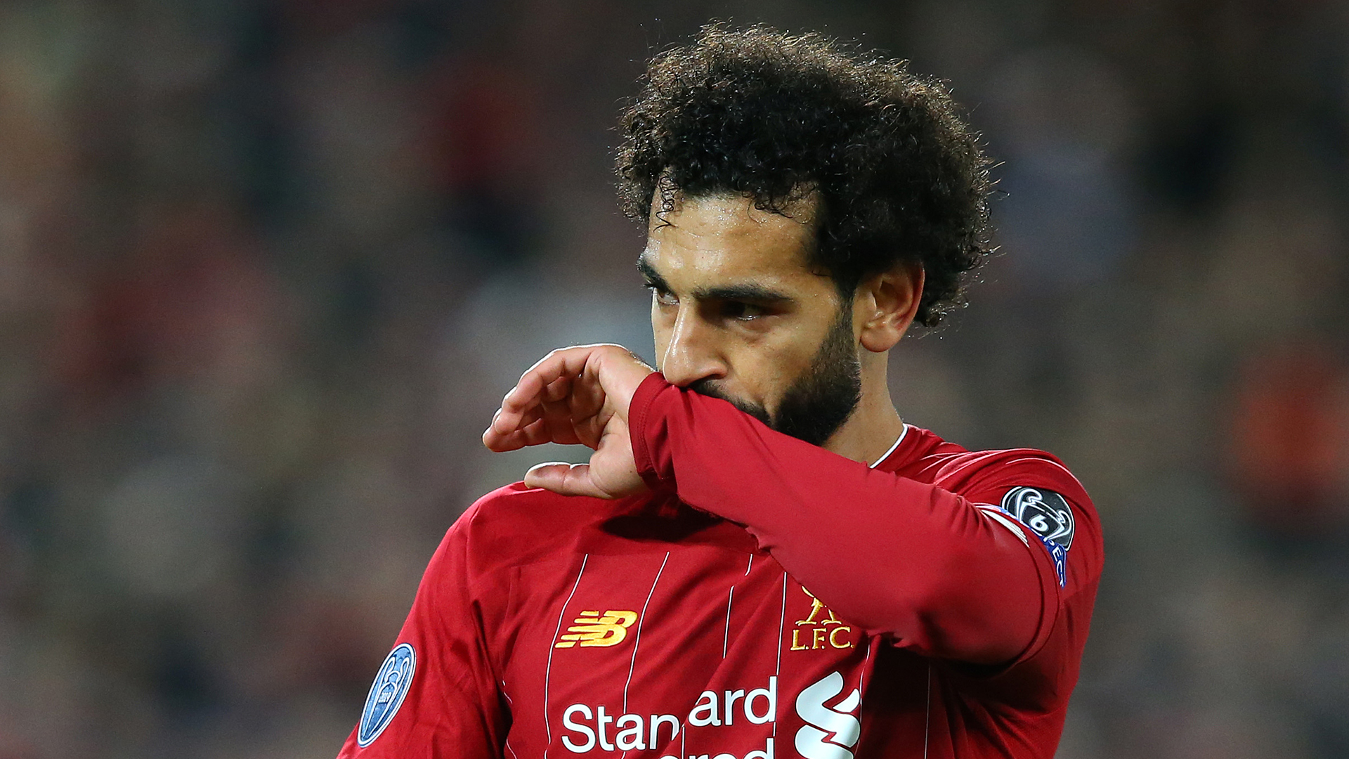 Salah and Mane must do their talking on the pitch when Liverpool meet Manchester United