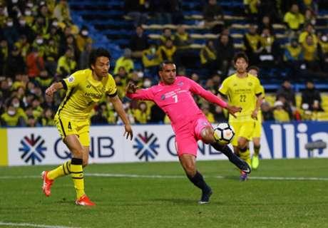 亞冠盃:傑志作客0:1僅負柏雷素爾