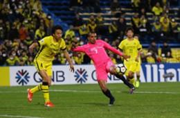 Afc champions league, Kitchee 0:1 lost to Kashiwa Reysol.