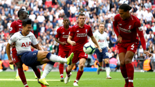 Tottenham Liverpool Premier League 2018-19