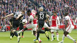 Bertrand Traore, Ajax - Lyon, Europa League, 03042017 Edi