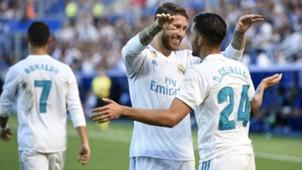 Ramos Dani Ceballos Alaves Real Madrid LaLiga