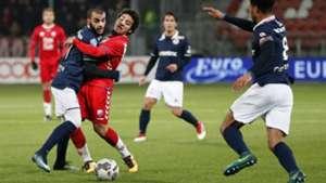 Sofyan Ayoub, Soufyan Ahannach, FC Utrecht - Sparta Rotterdam,Eredivisie, 07022018