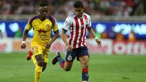 América vs Chivas Liga MX