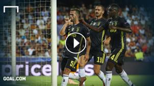 GFX Play Miralem Pjanic Juventus Champions League 19092018