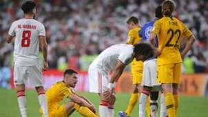 Socceroos Milos Degenek