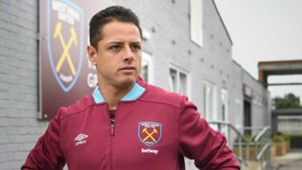 Chicharito West Ham United